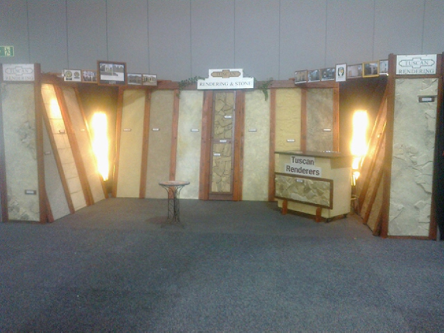 Home Show Exhibit