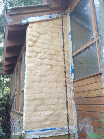 Repaired Mud Brick